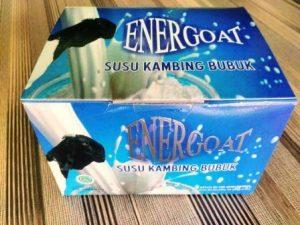 Susu Kambing Energoat Takengon