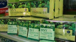 Jual BSY NONI Black Hair Magic Medan